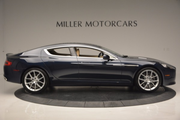 Used 2016 Aston Martin Rapide S for sale Sold at Bugatti of Greenwich in Greenwich CT 06830 9