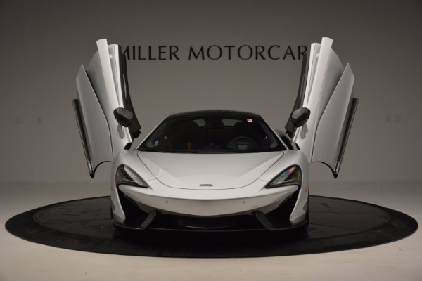 New 2017 McLaren 570GT for sale Sold at Bugatti of Greenwich in Greenwich CT 06830 14