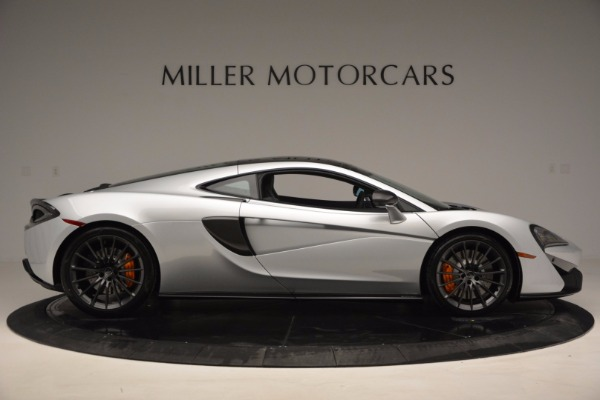 New 2017 McLaren 570GT for sale Sold at Bugatti of Greenwich in Greenwich CT 06830 9