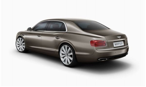 New 2017 Bentley Flying Spur W12 for sale Sold at Bugatti of Greenwich in Greenwich CT 06830 4
