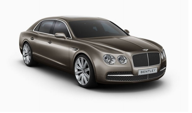 New 2017 Bentley Flying Spur W12 for sale Sold at Bugatti of Greenwich in Greenwich CT 06830 1