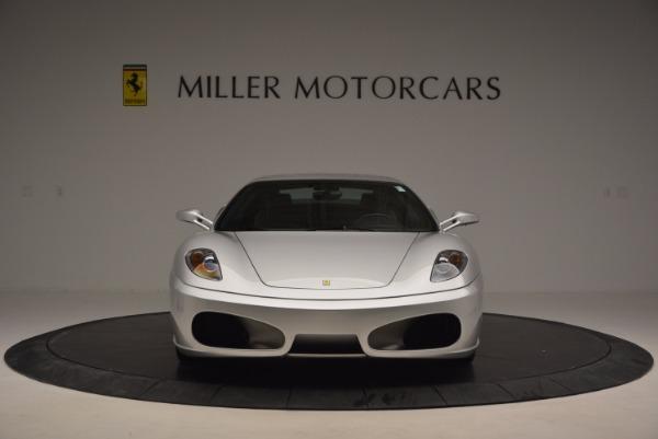 Used 2007 Ferrari F430 F1 for sale Sold at Bugatti of Greenwich in Greenwich CT 06830 12