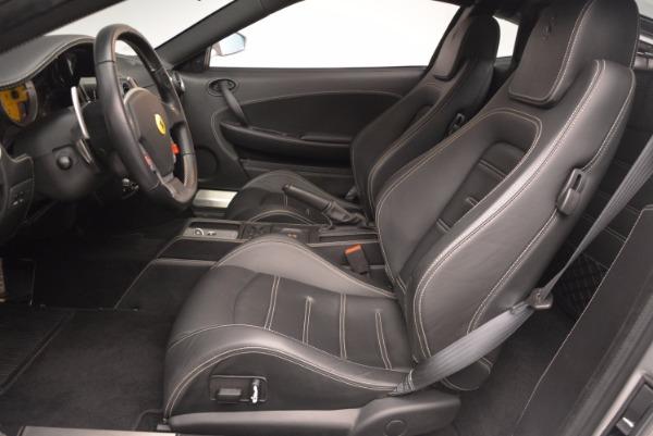 Used 2007 Ferrari F430 F1 for sale Sold at Bugatti of Greenwich in Greenwich CT 06830 14
