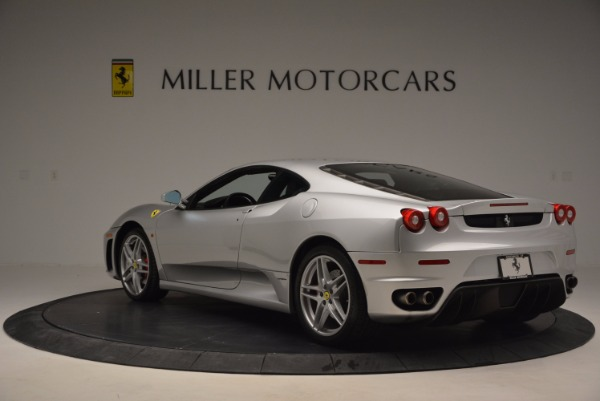 Used 2007 Ferrari F430 F1 for sale Sold at Bugatti of Greenwich in Greenwich CT 06830 5