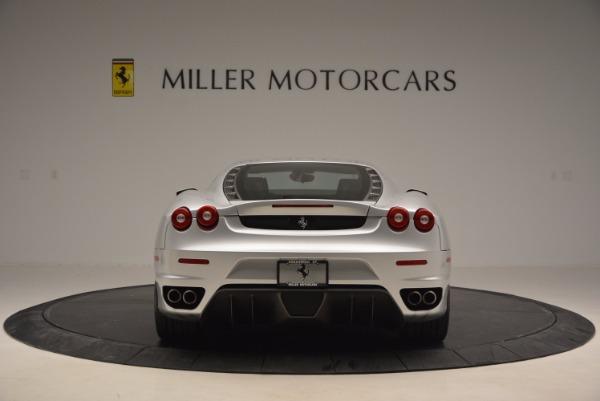 Used 2007 Ferrari F430 F1 for sale Sold at Bugatti of Greenwich in Greenwich CT 06830 6