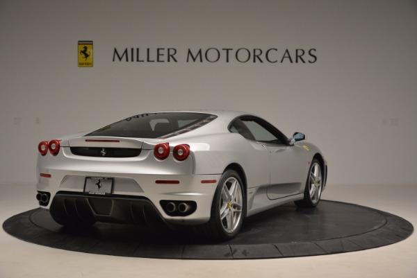Used 2007 Ferrari F430 F1 for sale Sold at Bugatti of Greenwich in Greenwich CT 06830 7