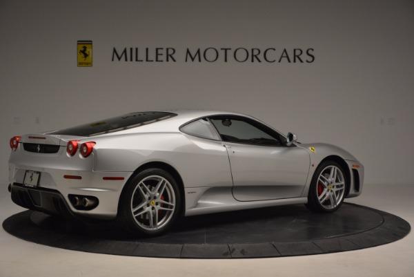 Used 2007 Ferrari F430 F1 for sale Sold at Bugatti of Greenwich in Greenwich CT 06830 8