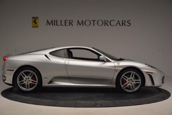 Used 2007 Ferrari F430 F1 for sale Sold at Bugatti of Greenwich in Greenwich CT 06830 9
