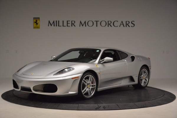 Used 2007 Ferrari F430 F1 for sale Sold at Bugatti of Greenwich in Greenwich CT 06830 1