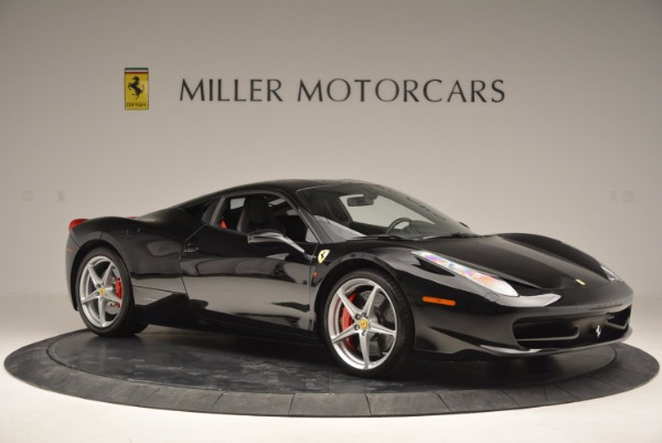 Used 2013 Ferrari 458 Italia for sale Sold at Bugatti of Greenwich in Greenwich CT 06830 10