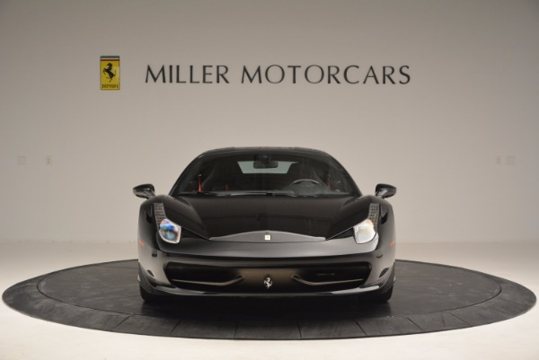 Used 2013 Ferrari 458 Italia for sale Sold at Bugatti of Greenwich in Greenwich CT 06830 12