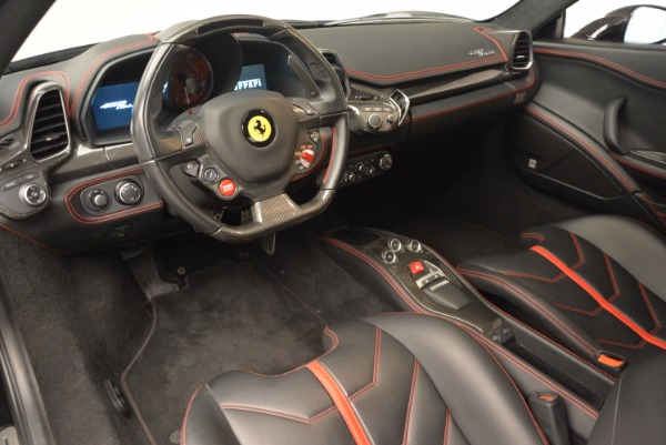 Used 2013 Ferrari 458 Italia for sale Sold at Bugatti of Greenwich in Greenwich CT 06830 13