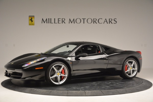 Used 2013 Ferrari 458 Italia for sale Sold at Bugatti of Greenwich in Greenwich CT 06830 2