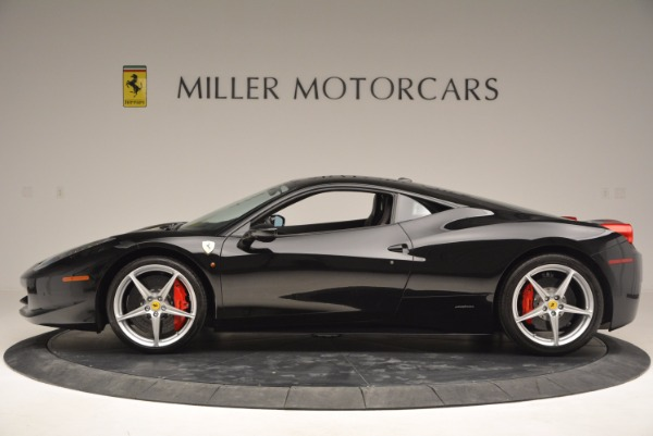 Used 2013 Ferrari 458 Italia for sale Sold at Bugatti of Greenwich in Greenwich CT 06830 3