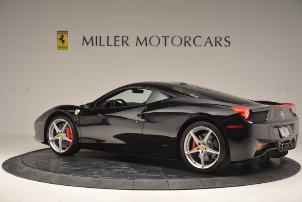 Used 2013 Ferrari 458 Italia for sale Sold at Bugatti of Greenwich in Greenwich CT 06830 4