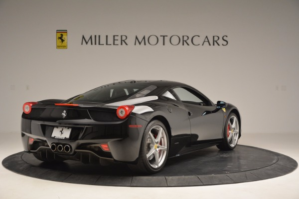 Used 2013 Ferrari 458 Italia for sale Sold at Bugatti of Greenwich in Greenwich CT 06830 7