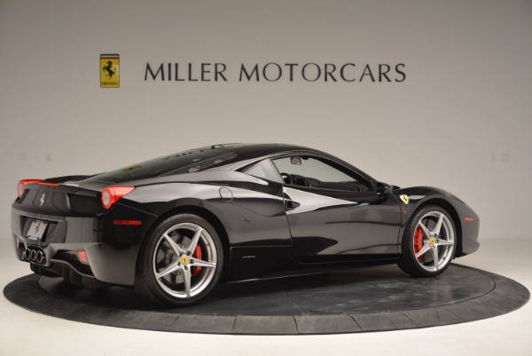 Used 2013 Ferrari 458 Italia for sale Sold at Bugatti of Greenwich in Greenwich CT 06830 8