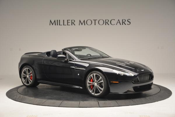 Used 2016 Aston Martin V12 Vantage S Convertible for sale $128,900 at Bugatti of Greenwich in Greenwich CT 06830 10