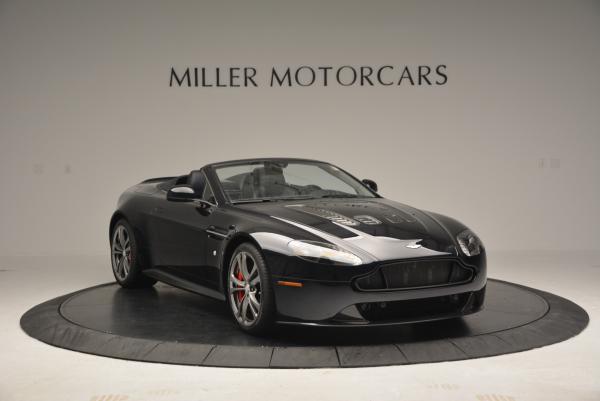 Used 2016 Aston Martin V12 Vantage S Convertible for sale $128,900 at Bugatti of Greenwich in Greenwich CT 06830 11