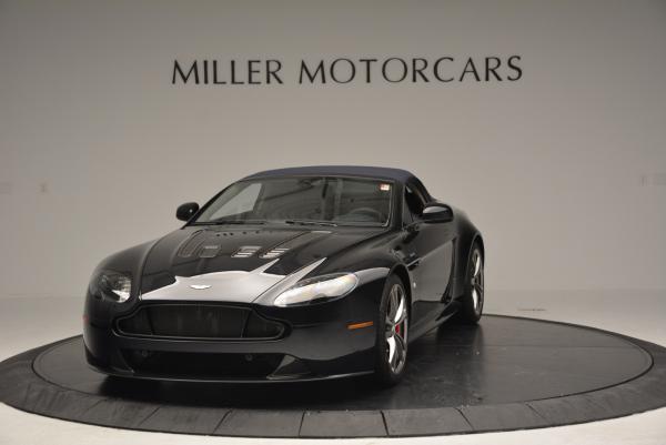 Used 2016 Aston Martin V12 Vantage S Convertible for sale $128,900 at Bugatti of Greenwich in Greenwich CT 06830 13