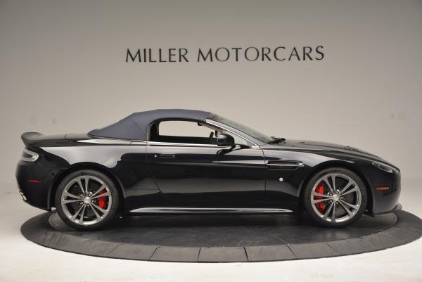 Used 2016 Aston Martin V12 Vantage S Convertible for sale $128,900 at Bugatti of Greenwich in Greenwich CT 06830 16