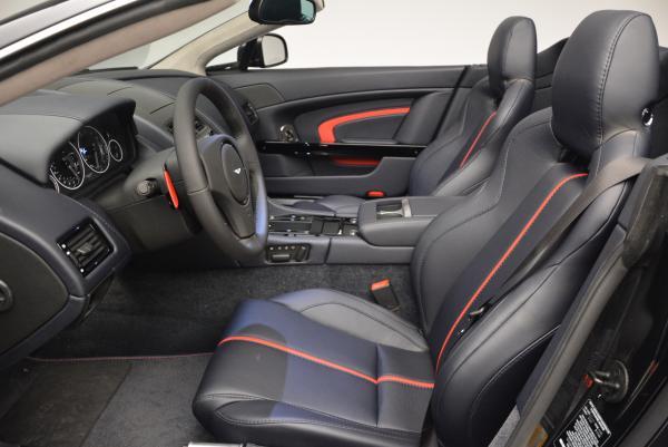 Used 2016 Aston Martin V12 Vantage S Convertible for sale $128,900 at Bugatti of Greenwich in Greenwich CT 06830 18