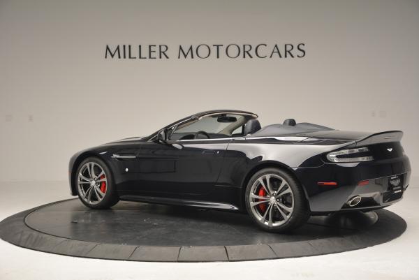 Used 2016 Aston Martin V12 Vantage S Convertible for sale $128,900 at Bugatti of Greenwich in Greenwich CT 06830 4