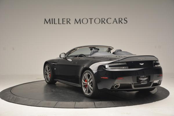 Used 2016 Aston Martin V12 Vantage S Convertible for sale $128,900 at Bugatti of Greenwich in Greenwich CT 06830 5