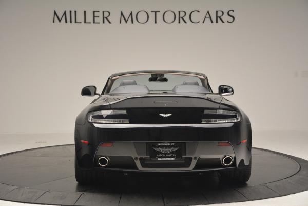 Used 2016 Aston Martin V12 Vantage S Convertible for sale $128,900 at Bugatti of Greenwich in Greenwich CT 06830 6