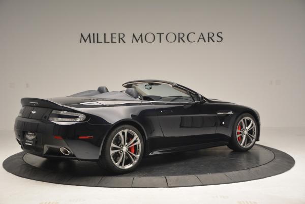 Used 2016 Aston Martin V12 Vantage S Convertible for sale $128,900 at Bugatti of Greenwich in Greenwich CT 06830 8