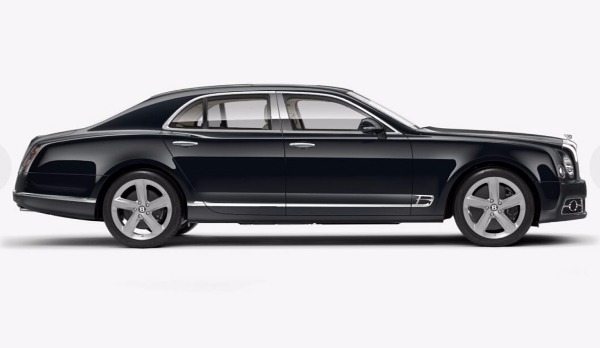 New 2017 Bentley Mulsanne Speed for sale Sold at Bugatti of Greenwich in Greenwich CT 06830 2