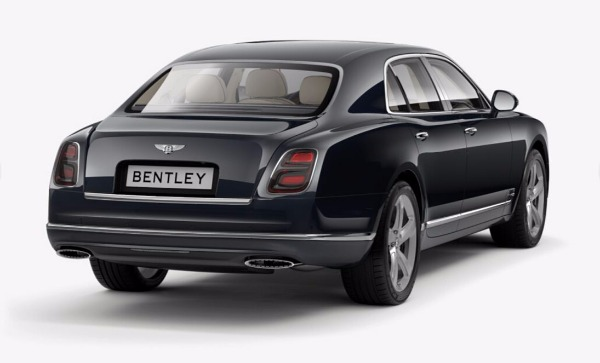 New 2017 Bentley Mulsanne Speed for sale Sold at Bugatti of Greenwich in Greenwich CT 06830 3