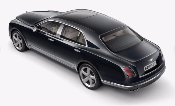 New 2017 Bentley Mulsanne Speed for sale Sold at Bugatti of Greenwich in Greenwich CT 06830 4