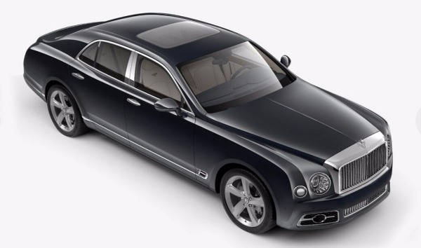 New 2017 Bentley Mulsanne Speed for sale Sold at Bugatti of Greenwich in Greenwich CT 06830 5