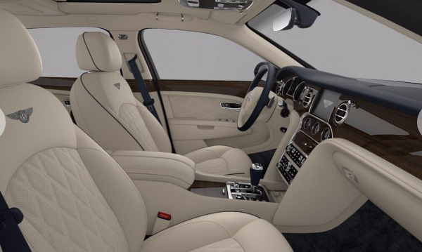 New 2017 Bentley Mulsanne Speed for sale Sold at Bugatti of Greenwich in Greenwich CT 06830 7