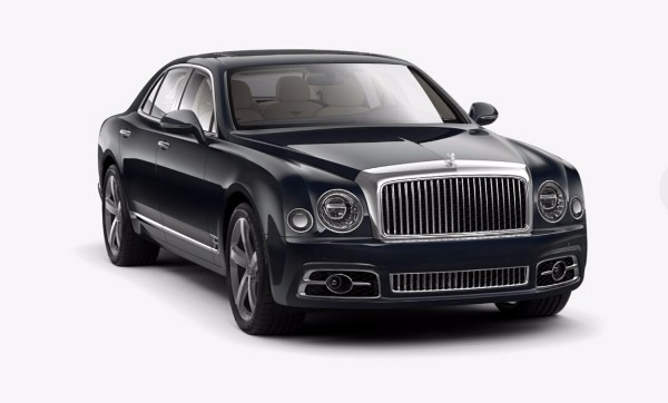 New 2017 Bentley Mulsanne Speed for sale Sold at Bugatti of Greenwich in Greenwich CT 06830 1