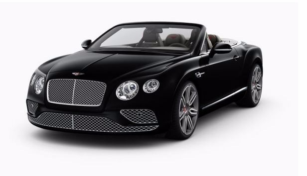 New 2017 Bentley Continental GT V8 for sale Sold at Bugatti of Greenwich in Greenwich CT 06830 1