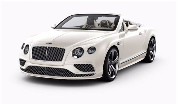 New 2017 Bentley Continental GT Speed for sale Sold at Bugatti of Greenwich in Greenwich CT 06830 1