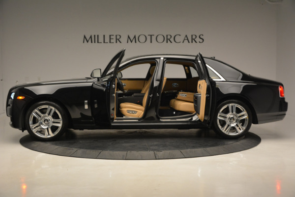 Used 2016 Rolls-Royce Ghost for sale Sold at Bugatti of Greenwich in Greenwich CT 06830 15