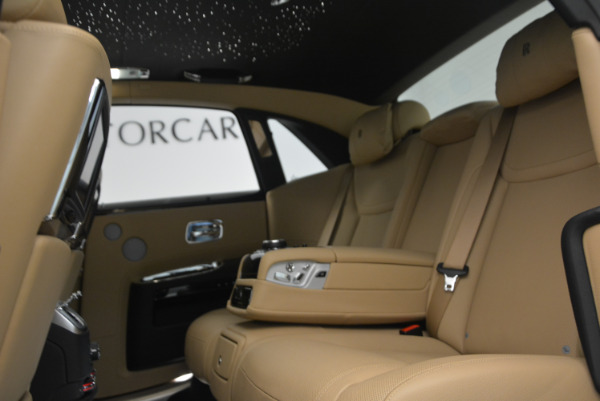 Used 2016 Rolls-Royce Ghost for sale Sold at Bugatti of Greenwich in Greenwich CT 06830 28