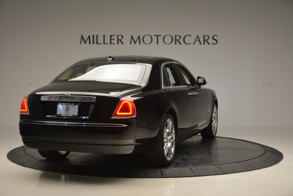 Used 2016 Rolls-Royce Ghost for sale Sold at Bugatti of Greenwich in Greenwich CT 06830 8