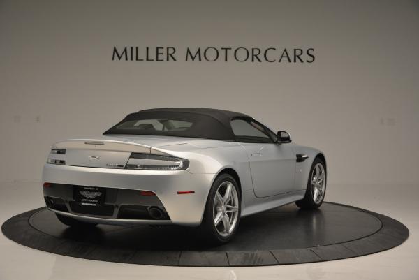 New 2016 Aston Martin V8 Vantage GTS Roadster for sale Sold at Bugatti of Greenwich in Greenwich CT 06830 17