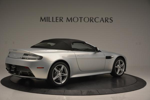 New 2016 Aston Martin V8 Vantage GTS Roadster for sale Sold at Bugatti of Greenwich in Greenwich CT 06830 18