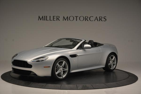 New 2016 Aston Martin V8 Vantage GTS Roadster for sale Sold at Bugatti of Greenwich in Greenwich CT 06830 2