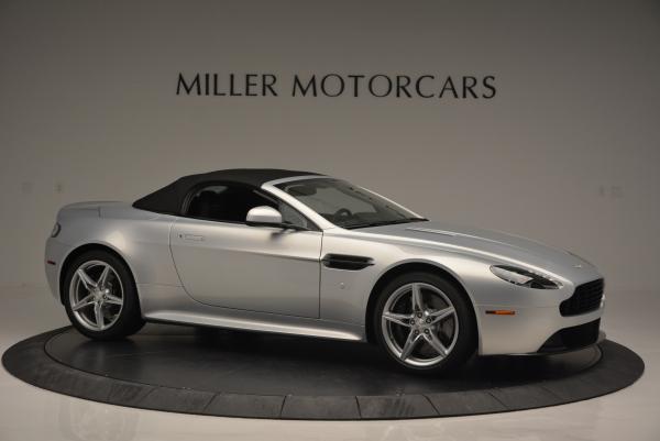 New 2016 Aston Martin V8 Vantage GTS Roadster for sale Sold at Bugatti of Greenwich in Greenwich CT 06830 20