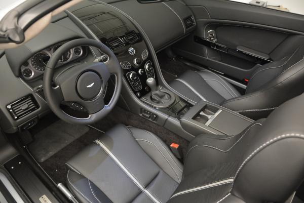 New 2016 Aston Martin V8 Vantage GTS Roadster for sale Sold at Bugatti of Greenwich in Greenwich CT 06830 23
