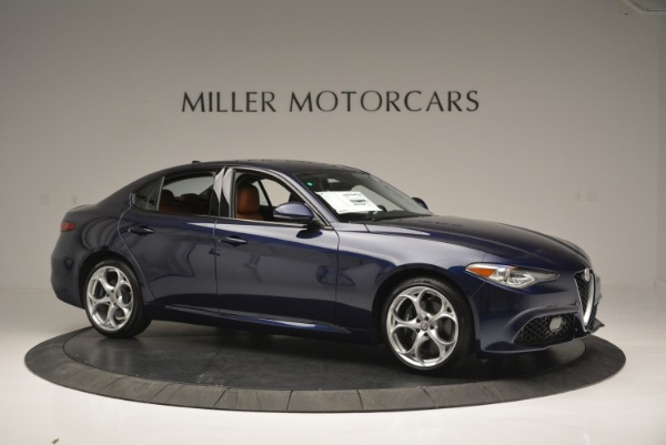 New 2018 Alfa Romeo Giulia Ti Sport Q4 for sale Sold at Bugatti of Greenwich in Greenwich CT 06830 10