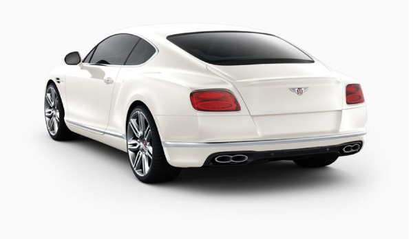 New 2017 Bentley Continental GT V8 for sale Sold at Bugatti of Greenwich in Greenwich CT 06830 4