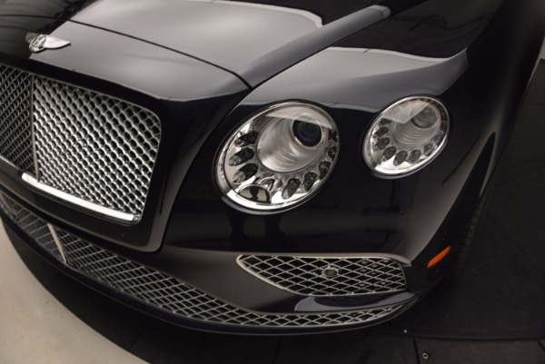 New 2017 Bentley Continental GT W12 for sale Sold at Bugatti of Greenwich in Greenwich CT 06830 16