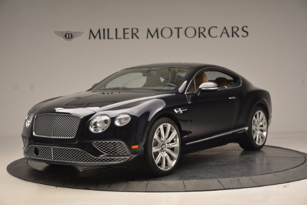 New 2017 Bentley Continental GT W12 for sale Sold at Bugatti of Greenwich in Greenwich CT 06830 2